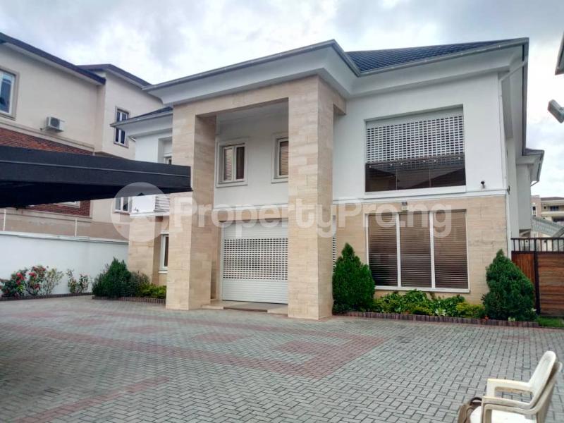5 bedroom Detached Duplex House for rent Mojisola street Onikoyi Mojisola Onikoyi Estate Ikoyi Lagos - 0