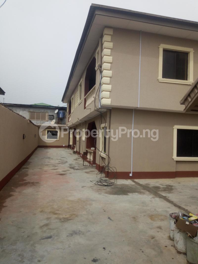 2 bedroom Flat / Apartment for rent OKE-SANYA STREEET, PAPA-AJAO..MUSHIN Mushin Mushin Lagos - 3