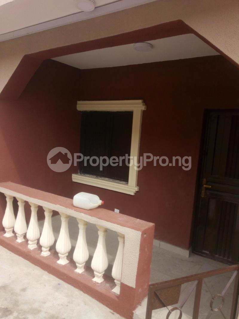 2 bedroom Flat / Apartment for rent OKE-SANYA STREEET, PAPA-AJAO..MUSHIN Mushin Mushin Lagos - 4