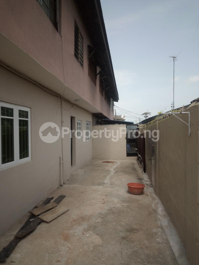 2 bedroom Flat / Apartment for rent off masha Road, surulere lagos Masha Surulere Lagos - 4