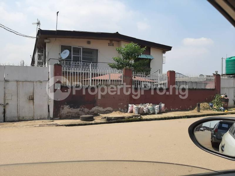 5 bedroom Detached Duplex House for sale ON A TARRED ROAD  Berger Ojodu Lagos - 19