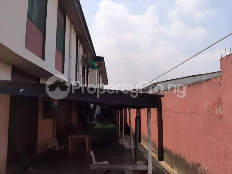 5 bedroom Detached Duplex House for sale ON A TARRED ROAD  Berger Ojodu Lagos - 5