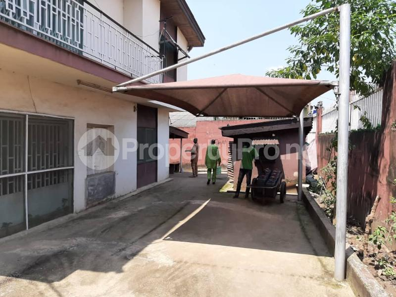 5 bedroom Detached Duplex House for sale ON A TARRED ROAD  Berger Ojodu Lagos - 12