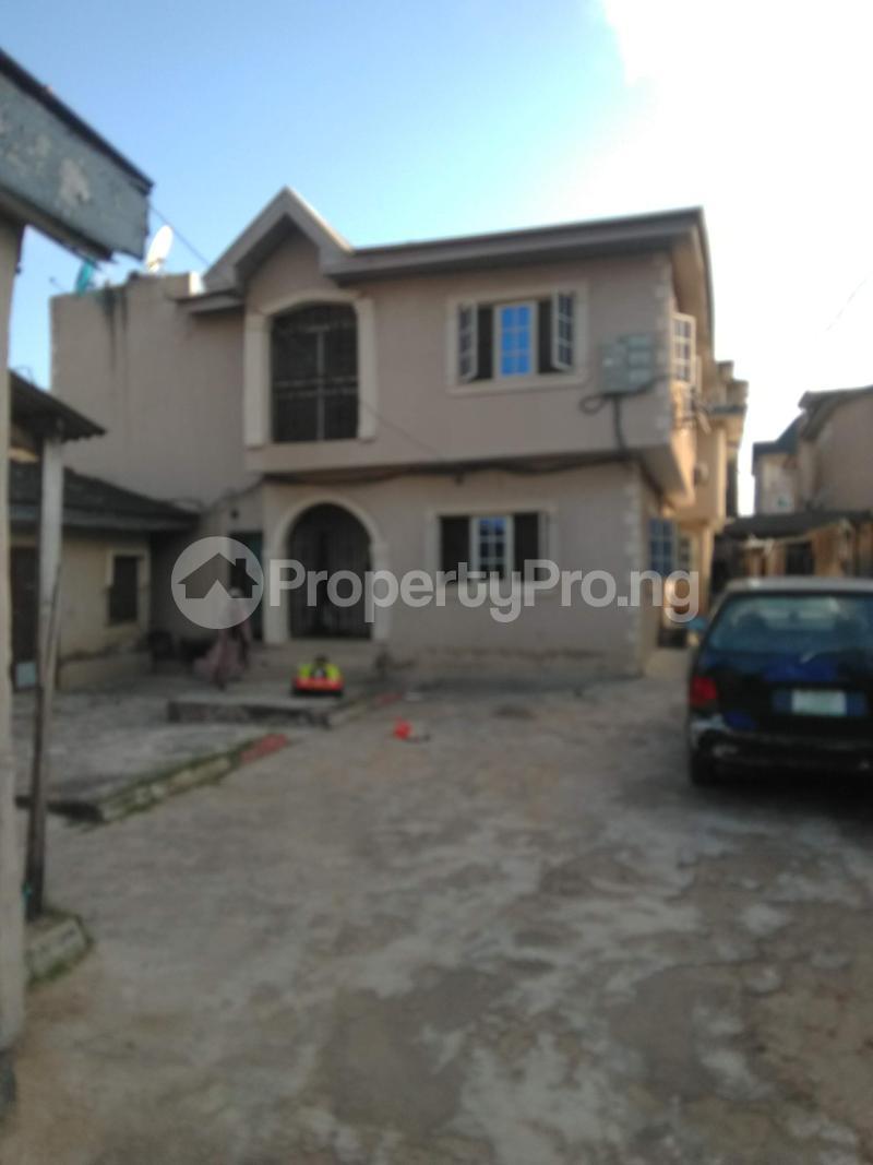 3 bedroom Blocks of Flats House for sale Century Ago palace Okota Lagos - 1