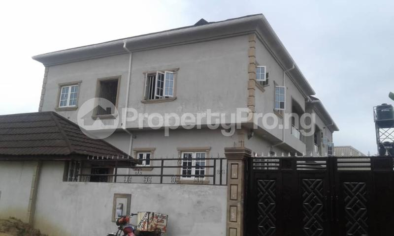 3 bedroom Blocks of Flats House for rent AT SUN ESATE, MAGBORO  Magboro Obafemi Owode Ogun - 2