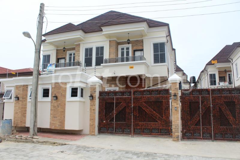 4 bedroom House for rent Agungi Idado Lekki Lagos - 18