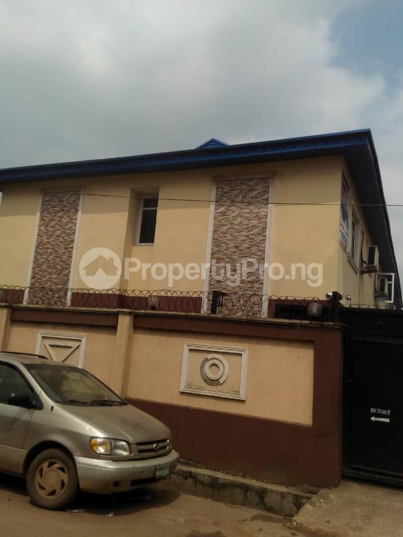 1 bedroom mini flat  Mini flat Flat / Apartment for rent Onipanu Awoyokun street off ikorodu road. Onipanu Shomolu Lagos - 2