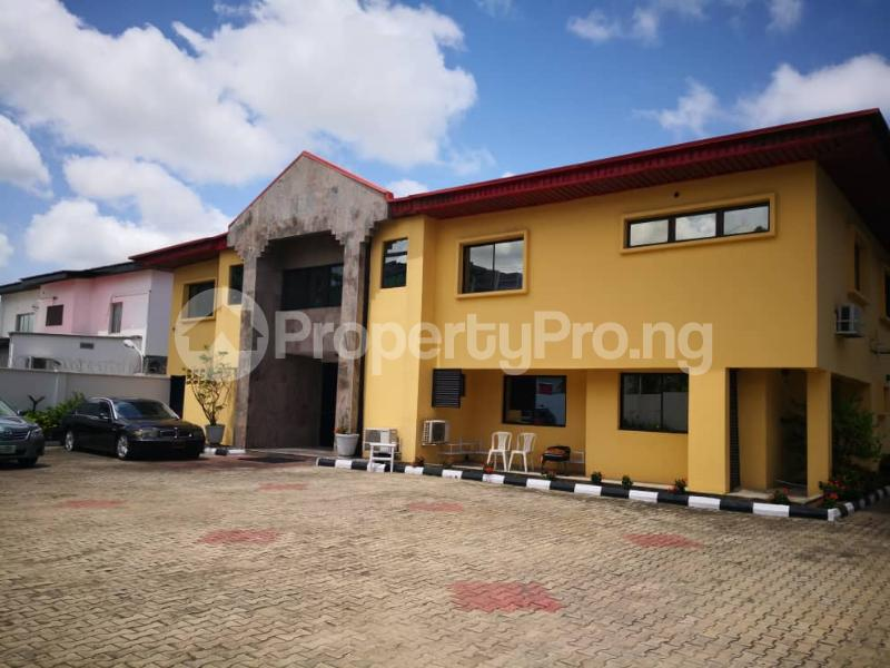 10 bedroom Hotel/Guest House Commercial Property for rent Agoro-odiyan Adeola Odeku Victoria Island Lagos - 0