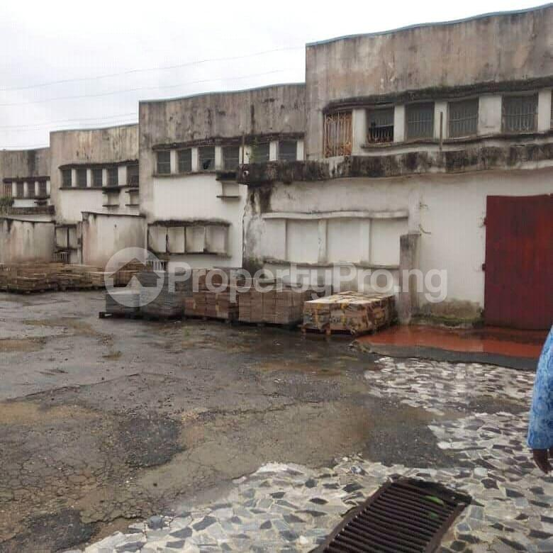 10 bedroom Factory Commercial Property for sale OSHODI APAPA EXPRESS WAY  Oshodi Expressway Oshodi Lagos - 1