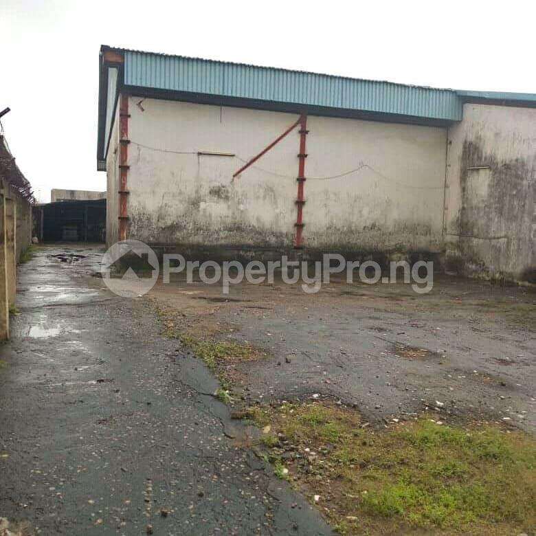 10 bedroom Factory Commercial Property for sale OSHODI APAPA EXPRESS WAY  Oshodi Expressway Oshodi Lagos - 0