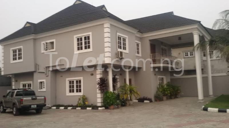 5 bedroom House for sale Off Peter odili Rd pH  Trans Amadi Port Harcourt Rivers - 1