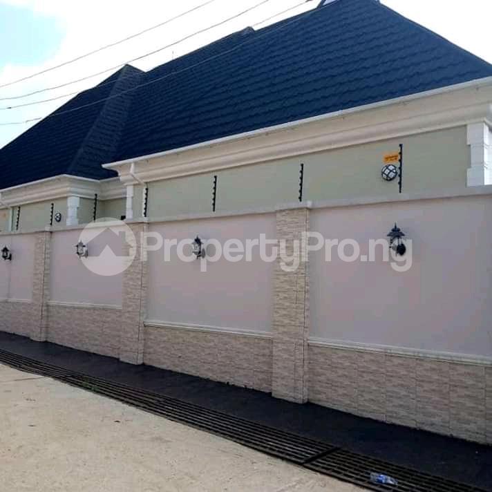 5 bedroom Detached Bungalow House for sale Gowon estate Egbeda Alimosho Lagos - 4