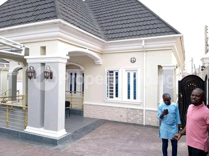5 bedroom Detached Bungalow House for sale Gowon estate Egbeda Alimosho Lagos - 1