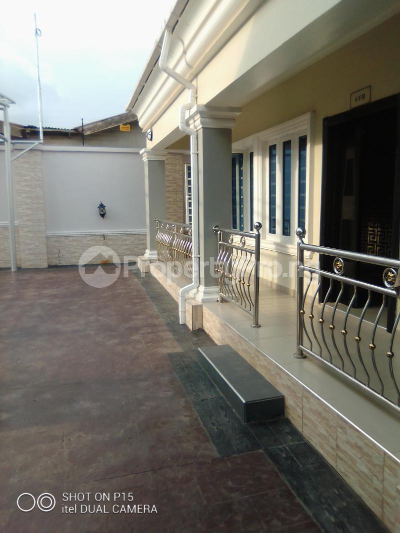 5 bedroom Detached Bungalow House for sale Gowon estate Egbeda Alimosho Lagos - 10
