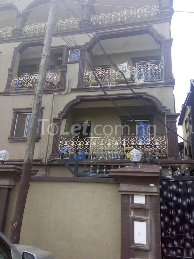 1 bedroom mini flat  Flat / Apartment for rent Oworo Oworonshoki Gbagada Lagos - 0