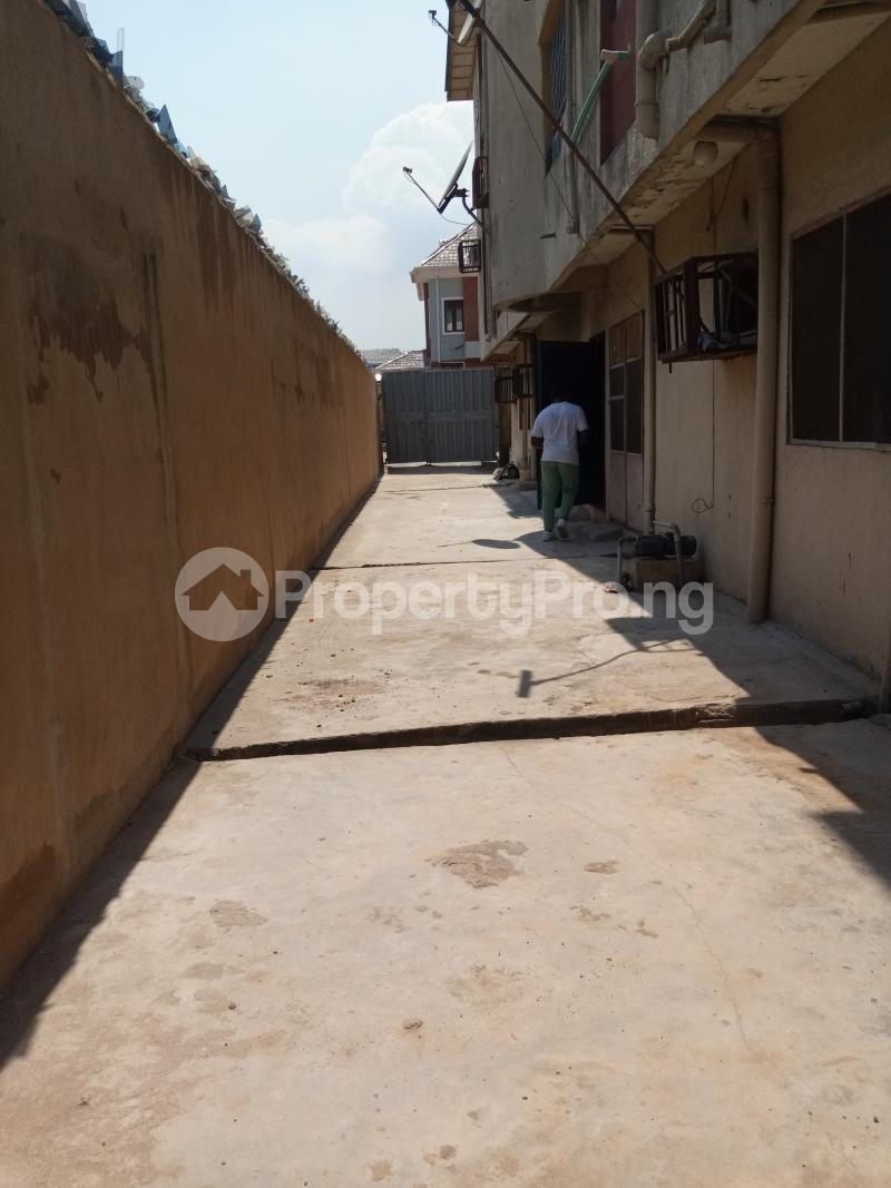 1 bedroom mini flat  Mini flat Flat / Apartment for rent Shomolu Lagos - 1