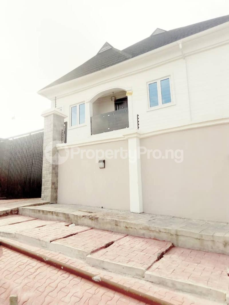 2 bedroom Blocks of Flats House for rent Ogba harmony estate via aguda excellence hotel off college road. Aguda(Ogba) Ogba Lagos - 1