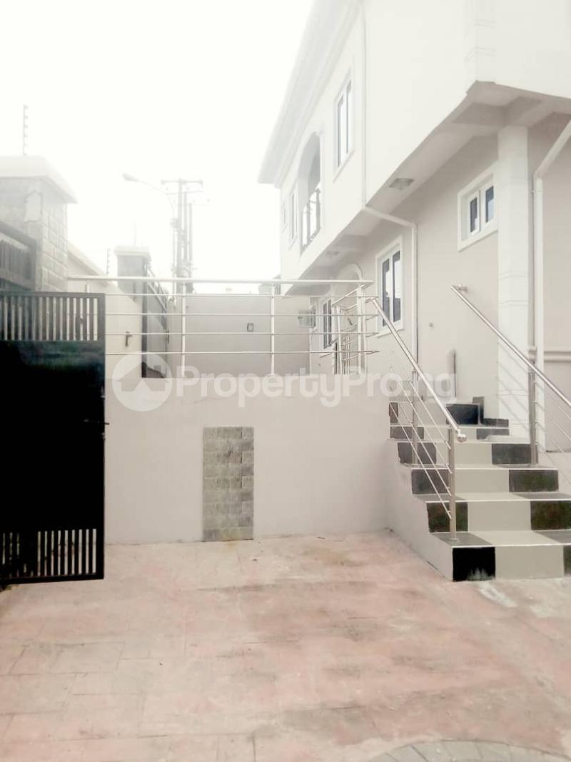 2 bedroom Blocks of Flats House for rent Ogba harmony estate via aguda excellence hotel off college road. Aguda(Ogba) Ogba Lagos - 0