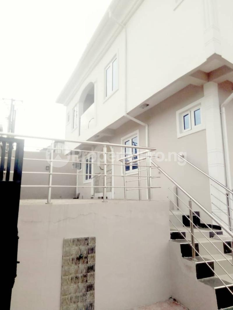 2 bedroom Blocks of Flats House for rent Ogba harmony estate via aguda excellence hotel off college road. Aguda(Ogba) Ogba Lagos - 4