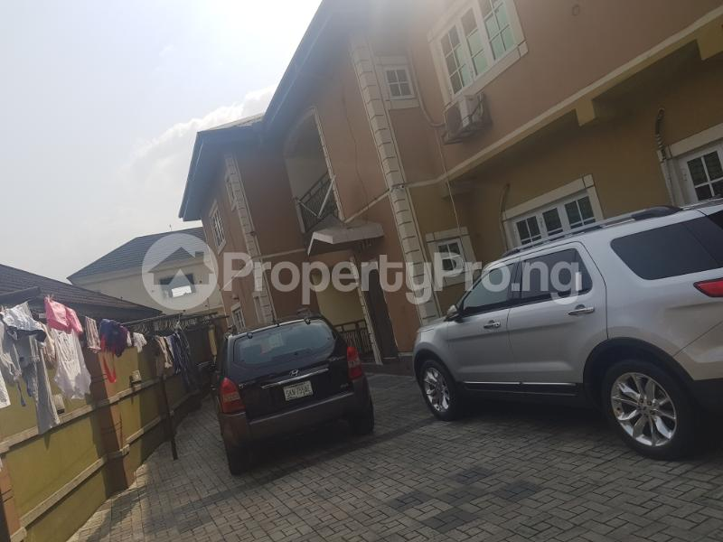 3 bedroom Flat / Apartment for rent Sasun Round About Trans Amadi Port Harcourt Rivers - 8