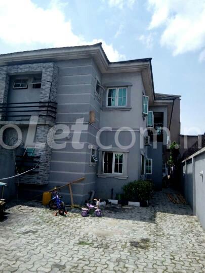 1 bedroom mini flat  Flat / Apartment for rent Rasaq Balogun Street Adeniran Ogunsanya Surulere Lagos - 0