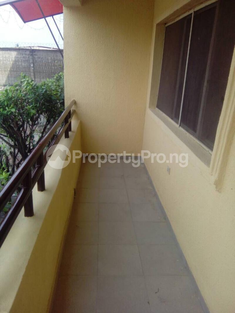 3 bedroom Flat / Apartment for rent New Oko Oba Abule Egba Oko oba Agege Lagos - 16