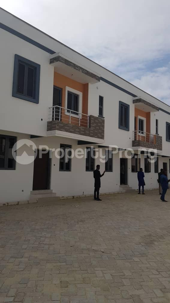 3 bedroom Terraced Duplex House for sale Orchid road axis, 2nd Toll gate at Chevron, Lekki.Close to Chevron Toll gate axis, Lekki. chevron Lekki Lagos - 5