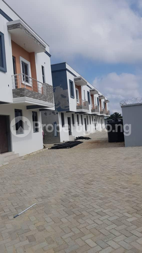 3 bedroom Terraced Duplex House for sale Orchid road axis, 2nd Toll gate at Chevron, Lekki.Close to Chevron Toll gate axis, Lekki. chevron Lekki Lagos - 3