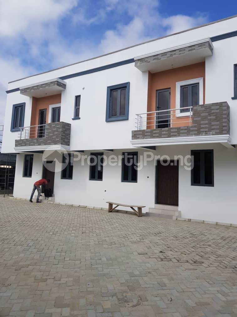 3 bedroom Terraced Duplex House for sale Orchid road axis, 2nd Toll gate at Chevron, Lekki.Close to Chevron Toll gate axis, Lekki. chevron Lekki Lagos - 15