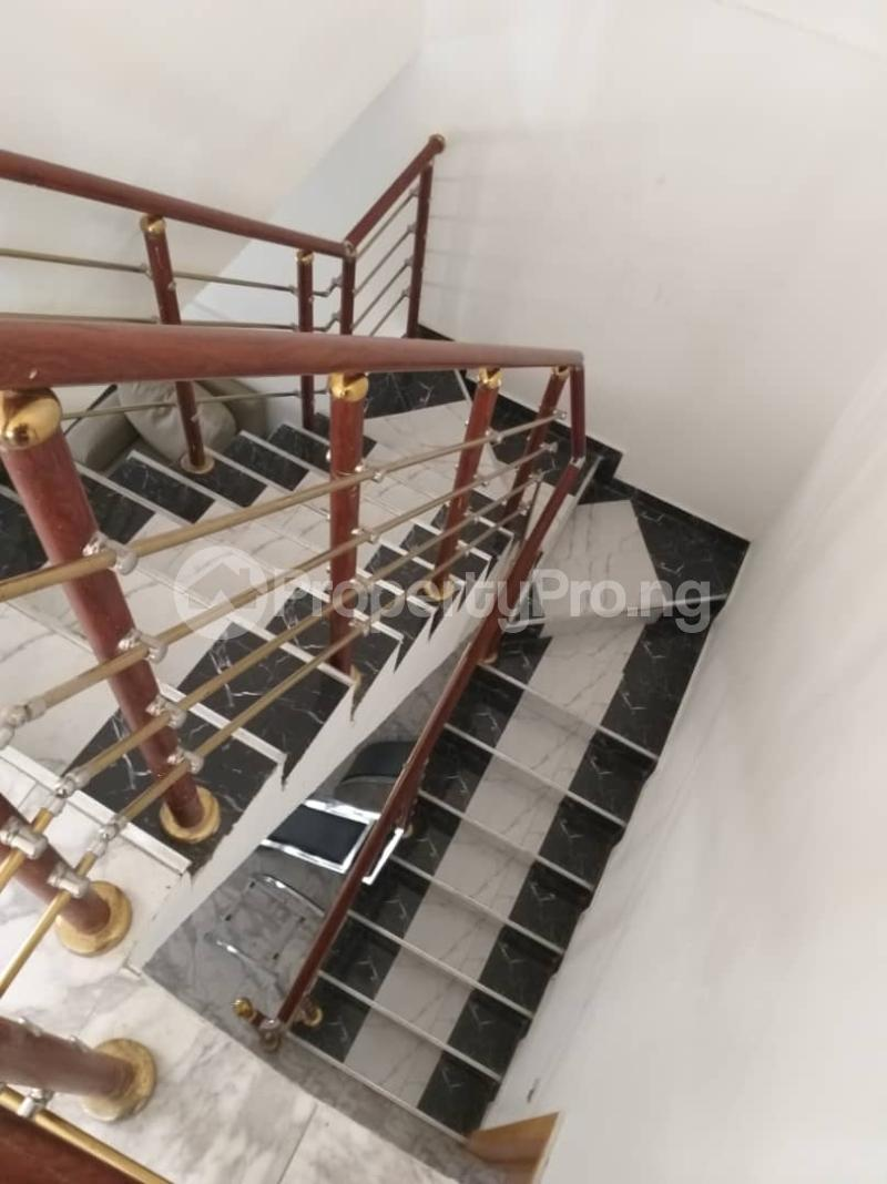 4 bedroom House for sale After Chevron Toll gate, Ikota Lekki,Lagos. chevron Lekki Lagos - 23