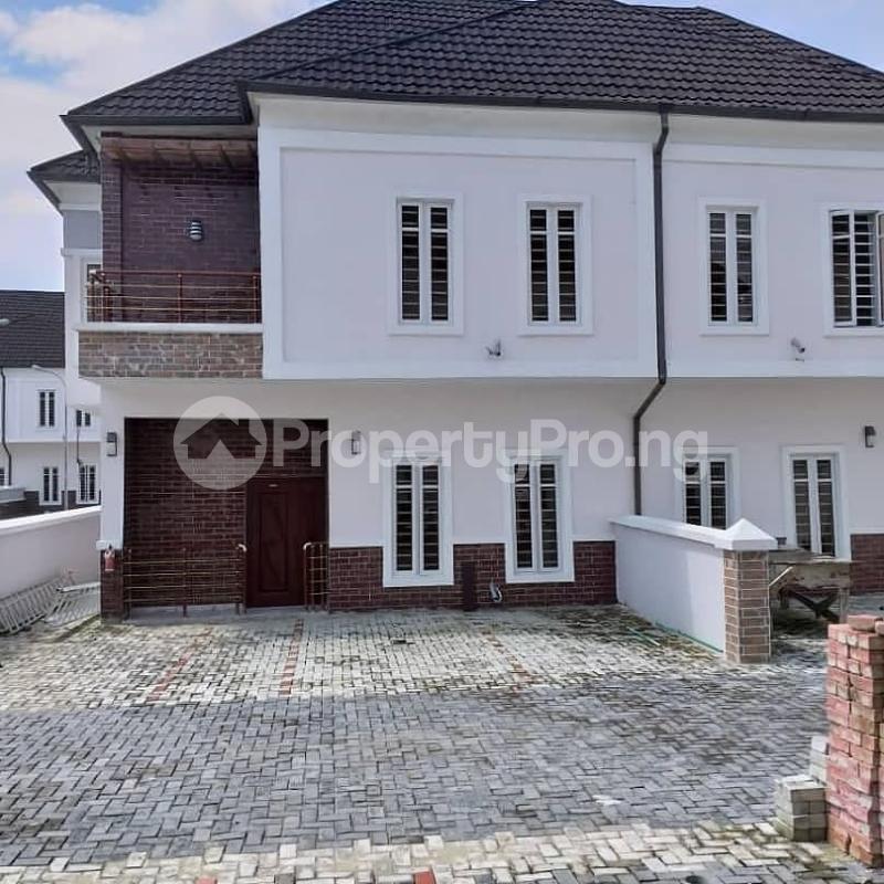 4 bedroom House for sale After Chevron Toll gate, Ikota Lekki,Lagos. Lekki Lagos - 8