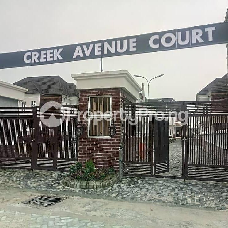 4 bedroom House for sale After Chevron Toll gate, Ikota Lekki,Lagos. chevron Lekki Lagos - 21