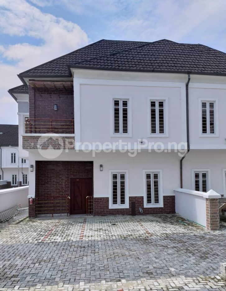 4 bedroom House for sale After Chevron Toll gate, Ikota Lekki,Lagos. chevron Lekki Lagos - 14