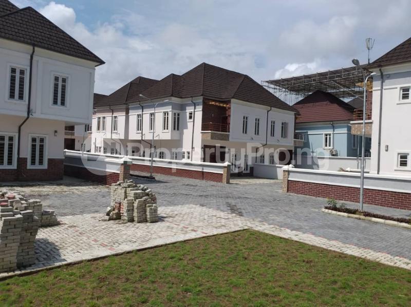 4 bedroom House for sale After Chevron Toll gate, Ikota Lekki,Lagos. chevron Lekki Lagos - 25