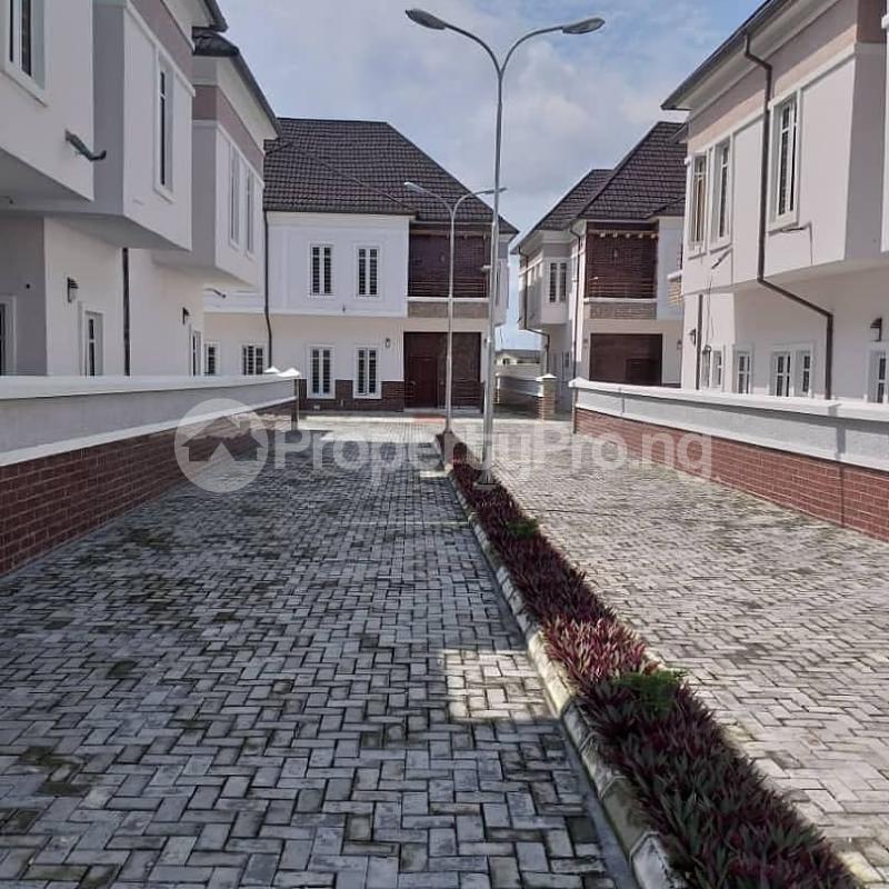 4 bedroom House for sale After Chevron Toll gate, Ikota Lekki,Lagos. Lekki Lagos - 0
