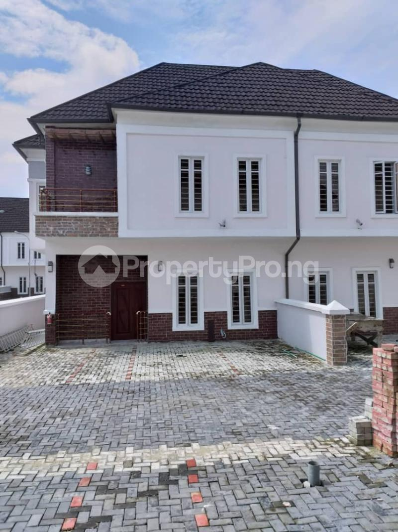 4 bedroom House for sale After Chevron Toll gate, Ikota Lekki,Lagos. chevron Lekki Lagos - 18