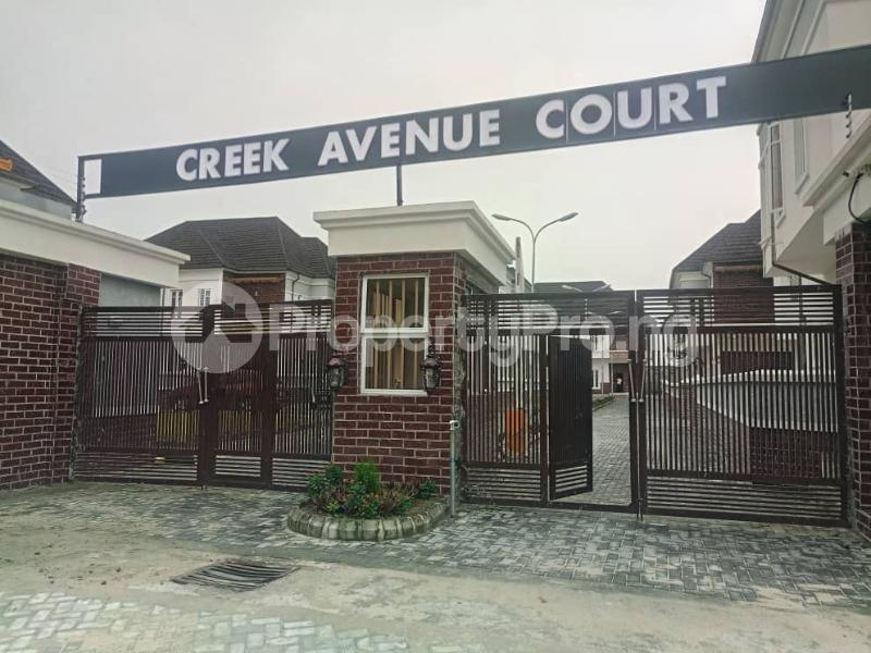 4 bedroom House for sale After Chevron Toll gate, Ikota Lekki,Lagos. chevron Lekki Lagos - 8