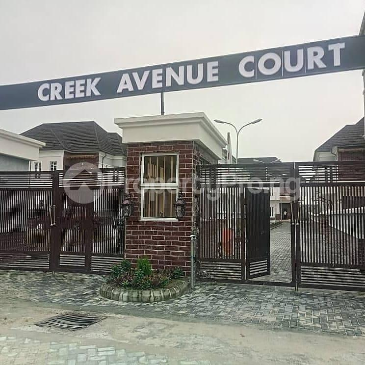 4 bedroom House for sale After Chevron Toll gate, Ikota Lekki,Lagos. Lekki Lagos - 1