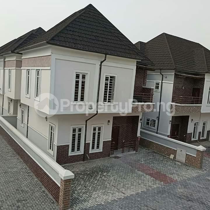 4 bedroom House for sale After Chevron Toll gate, Ikota Lekki,Lagos. chevron Lekki Lagos - 1