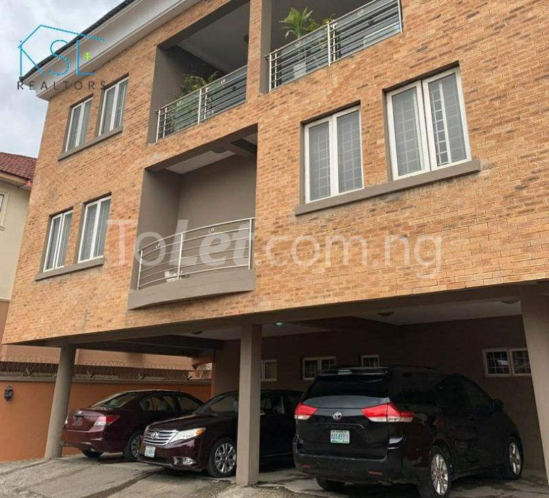 3 bedroom Flat / Apartment for rent Parkview ikoyi  Parkview Estate Ikoyi Lagos - 7