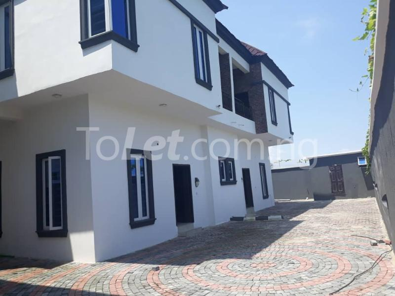 4 bedroom House for sale ikota villa estate  Ikota Lekki Lagos - 13