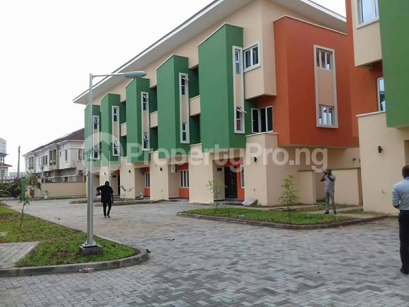 4 bedroom Terraced Duplex House for sale ---- Osapa london Lekki Lagos - 0