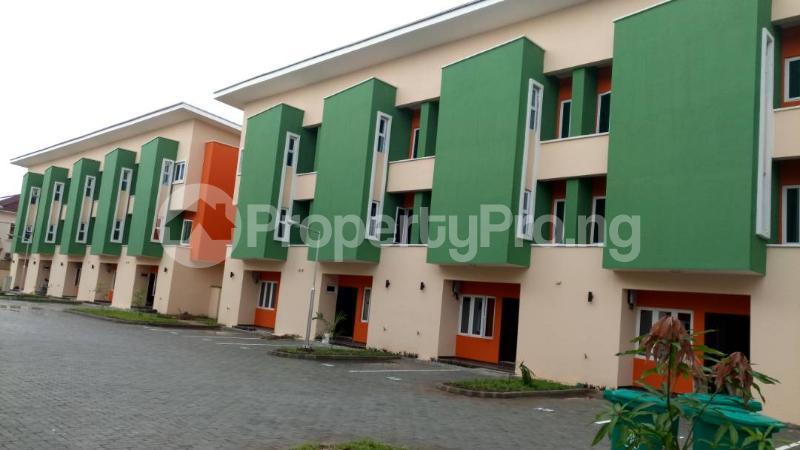 4 bedroom Terraced Duplex House for sale ---- Osapa london Lekki Lagos - 9