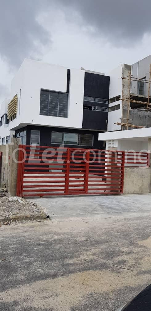 5 bedroom Semi Detached Duplex House for rent Pinnock Beach Estate Lekki Osapa london Lekki Lagos - 1