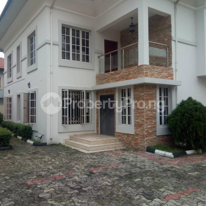 4 bedroom Detached Duplex House for rent --- Lekki Phase 1 Lekki Lagos - 0