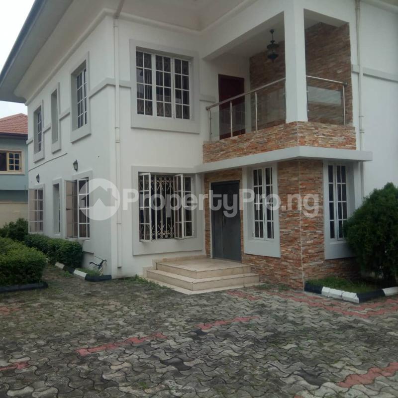 4 bedroom Detached Duplex House for rent --- Lekki Phase 1 Lekki Lagos - 18