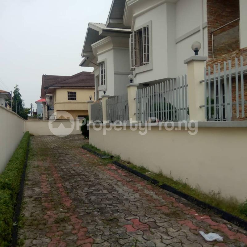 4 bedroom Detached Duplex House for rent --- Lekki Phase 1 Lekki Lagos - 17