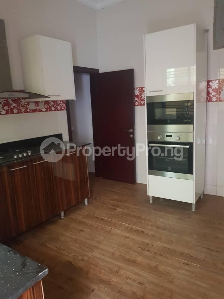 4 bedroom Terraced Duplex House for rent VI ONIRU Victoria Island Lagos - 8