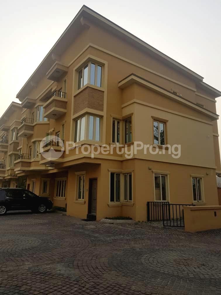 4 bedroom Terraced Duplex House for rent VI ONIRU Victoria Island Lagos - 0