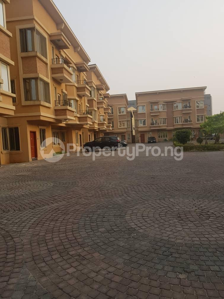 4 bedroom Terraced Duplex House for rent VI ONIRU Victoria Island Lagos - 1
